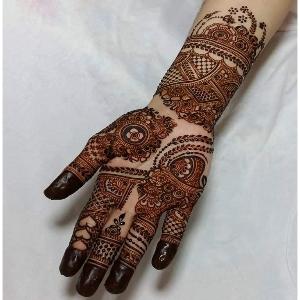 Beautiful Mehndi Kay Design
