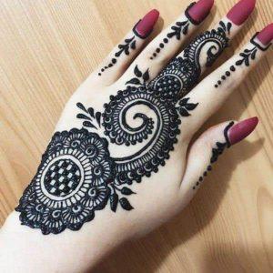 Best Mehndi Design Simple