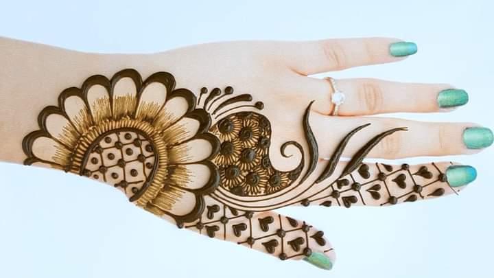 best mehndi design for eid
