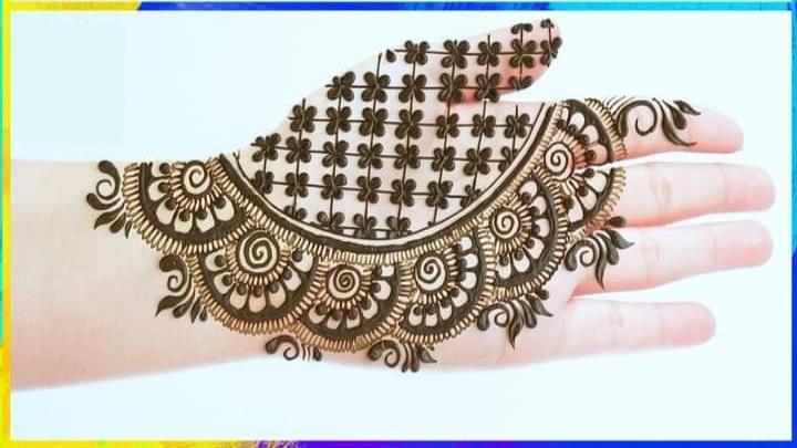 henna mehndi design eid