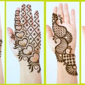 Eid Mehndi Design Simple | Best Mehndi Designs for Eid