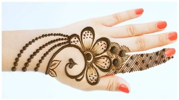 simple design for eid