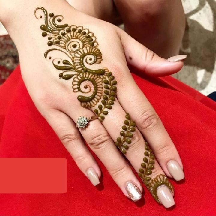 Henna Design 2021