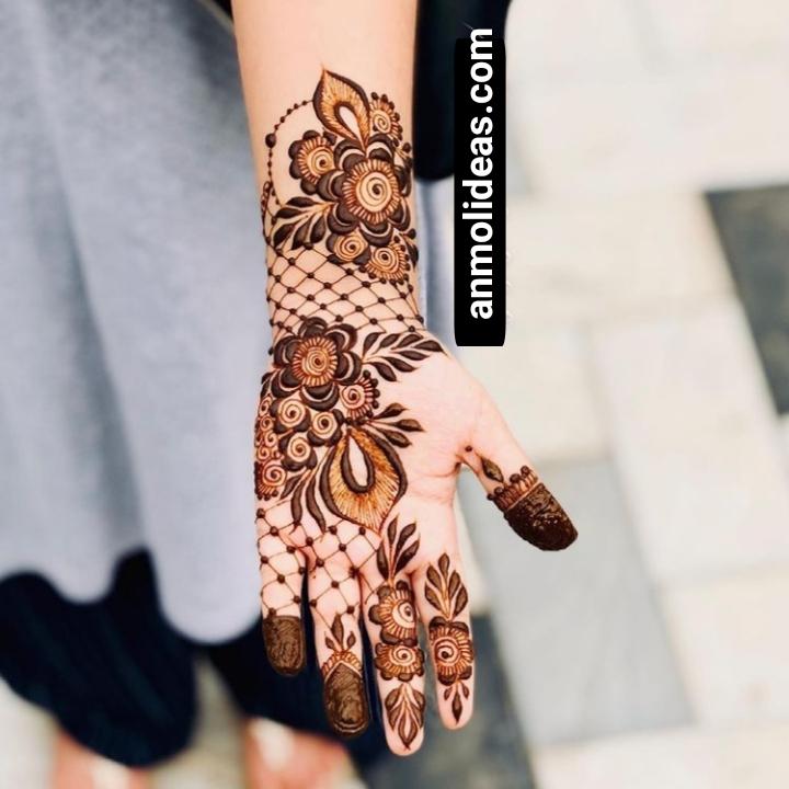 Stylish Mehndi Design 2020