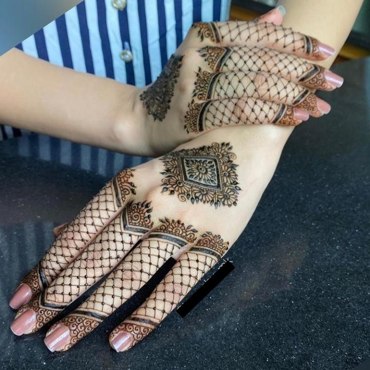 Arabic Jaali Design