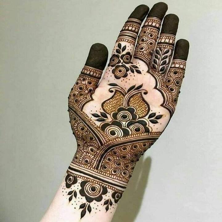 Best Mehandi Art
